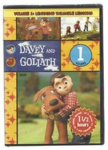 Davey And Goliath Volume 1: Learning Valuable Lessons [DVD] [2008] - $4.94