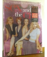 Sex and the City the Complete Third Season DVD - $11.99