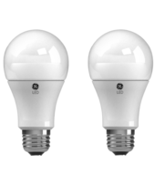 GE LED Daylight Lighting 67605 and 61971 Dimmable LED A19 Light Bulb 800... - $8.99