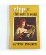 Pippi in the South Seas Special Film Edition 1973 Childrens VTG Book Lin... - $34.99