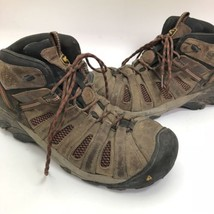 Keen Men's Flint Low Hiking Shoes Steel Toe 1007972 Size 11.5 - $42.56