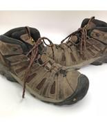 Keen Men's Flint Low Hiking Shoes Steel Toe 1007972 Size 11.5 - $42.56
