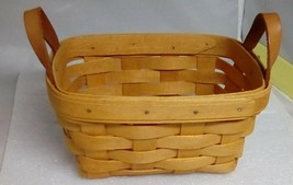 1995 Longaberger WB Tea Basket  - $18.57