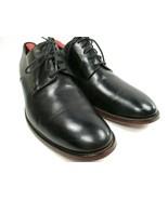 Barneys New York CO-OP Mens Black Leather Plain Toe Oxfords Size 10.5 M ... - $48.02