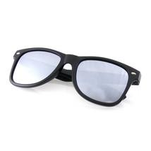 Trendy Gafas Sol Vintage Lente Espejo Nuevo para Hombre Moda Mujer Montura Retro - $10.93+