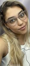 New TORY BURCH TY 5410 3032 50mm Silver Women's Eyeglasses Frame #4 - $99.99