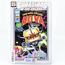 Marvel Guardians of the Galaxy #7 Funko PX Previews Variant Edition Comic Book