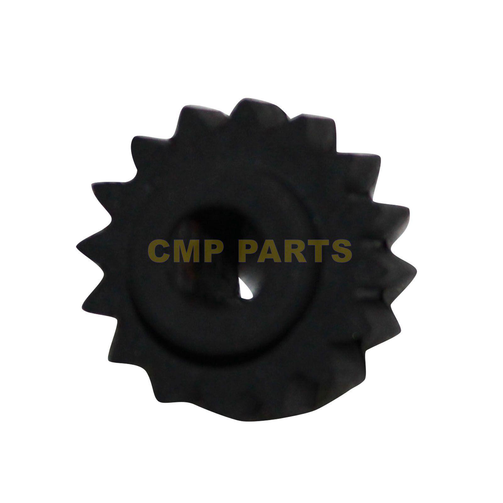 5PCS EX120-3 EX200-3 EX220-3 Motor Rubber Gear Starter Gear for Hitachi