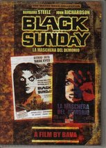 Black Sunday The Mask of Satan DVD