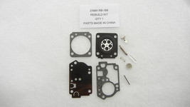 CARBURETOR REBUILD KIT ZAMA RB-168 - $7.29