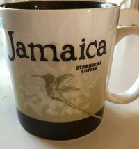 Starbucks Jamaica Icon Global Collector Series Coffee Tea Mug NEW IN BOX - $80.20