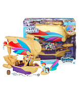 My Little Pony the Movie Rainbow Dash Swashbuckler Pirate Airship New in... - $23.88
