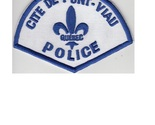 Olice department cite de pont viau service de police early 60 s 3.5 x 4.75 in 9.99 thumb155 crop