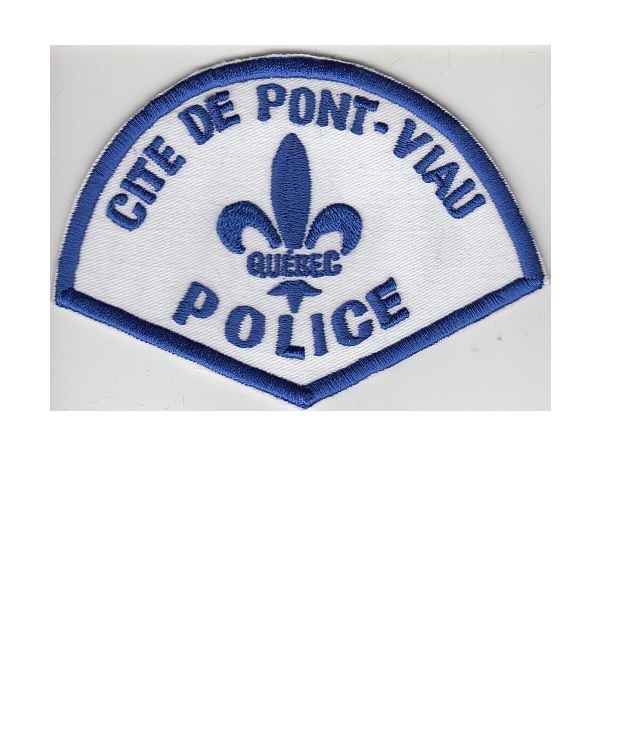 Olice quebec police department cite de pont viau service de police early 60 s 3.5 x 4.75 in 9.99