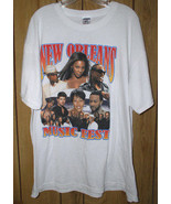 Beyonce John Legend Essence Concert Tour T Shirt 2009 New Orleans - $49.99