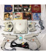Dreamcast ConsoleVideo Game From Japan Official Import   - $267.29