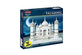 Oxford Taj mahal Building Block Kit, Special Edition Assembly Blocks BM ... - $125.54