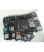 MTG 335 Blue Cards Different Sets Magic the Gathering 2014 Mixed Card Lot - $27.74