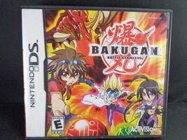 NINTENDO DS Bakugan Battle Brawlers (Nintendo DS, 2009) - $6.92