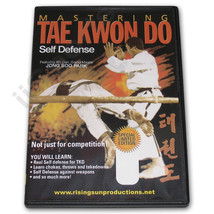 Mastering Tae Kwon Do Self Defense Throws Sweeps DVD Park Korean karate ... - $22.00