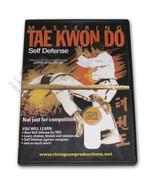 Mastering Tae Kwon Do Self Defense Throws Sweeps DVD Park Korean karate mma  - $22.00