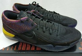 Nike Kobe AD NXT 360 Black Multi-Color Basketball Shoes AQ1087-002 Size ... - $178.19