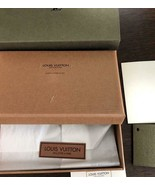 Louis Vuitton Empty box + Louis Vuitton Message card women's Bag shop ba... - $20.32