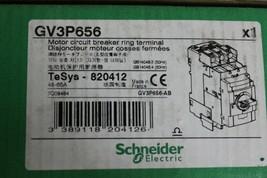 Schneider Electric GV3P656 Motor Circuit Breaker Ring Terminal New image 2