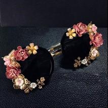 New Women Sunglasses Metal Flower Retro Eye Wear Summer Beach Fashion Su... - $25.18