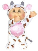 """Cabbage Patch Kids Cuties Barnyard Friends ~ Coco Cow Plush Doll 9"""". NWT - $28.04"""
