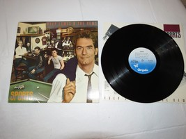Huey Lewis and the News Sports Chrysalis Records 1983 Heart of R LP Albu... - $29.69