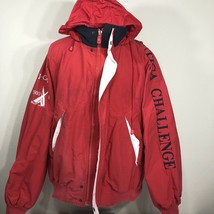 VTG Nautica Jacket J Class Challenge Windbreaker Sailing Competition 90s... - $71.99