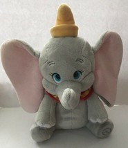 Dumbo Flying Elephant Plush Stuffed Animal Official Disney Store Exclusi... - $18.49