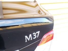 11-13 Infiniti M37 Rear Trunk Lid Tail Gate W/ Back-Up Camera image 5
