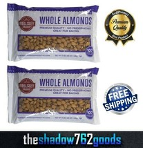 Wellsley Farms Whole Almonds Baking Cooking Healthy Snack Nuts 48 oz Bag... - $51.67