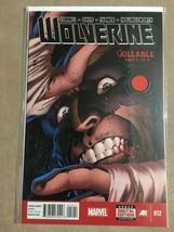 WOLVERINE #012 #12 Marvel Comics Near Mint Comic Book - $1.89