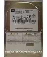"""10% off 2+ Toshiba MK2105MAV HDD2910 2.1GB 2.5"""" IDE Drive Tested Free US... - $69.00"""