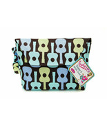 Tushy Tote by Sister Chic-Diaper & Wipe Case-1 Groovy Guitar WOW! - $14.79