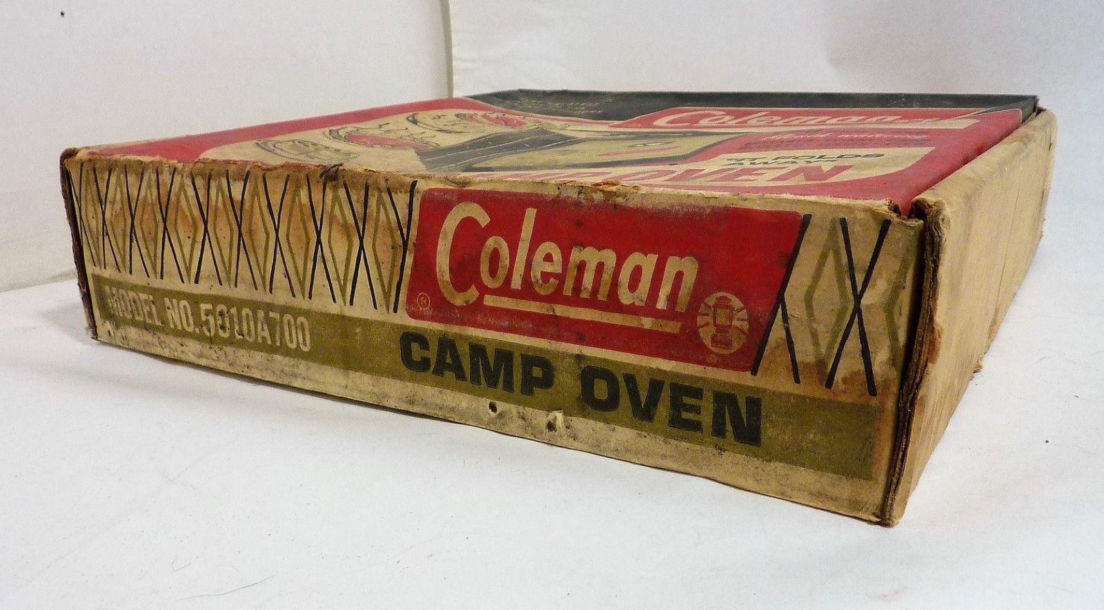 Vintage Coleman Folding Camp Oven Original and 14 similar items