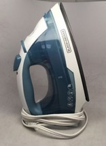 BLACK+DECKER IR40V Easy Steam Nonstick Compact Iron with Automatic Shut Off - $9.74