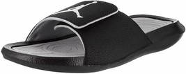 Men's AIR JORDAN HYRDO 6 SLIDE SANDALS, 881473 011 Multi Sizes Black/Whi... - $59.95