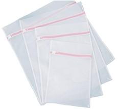 Mesh Laundry Bags Wash Underwear Travel Set of ... - $25.36