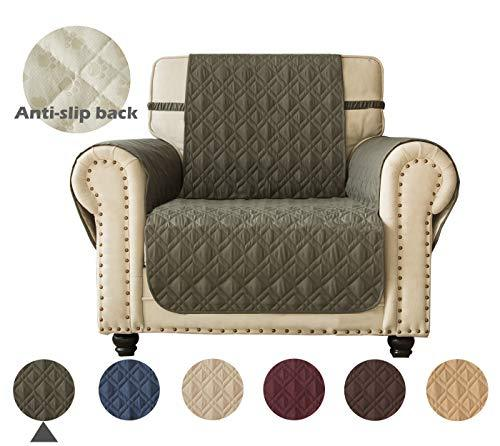 Ameritex Waterproof Nonslip Sofa Cover For Leather Dog