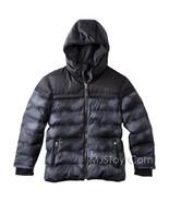 NWT C9 Champion Boy Hooded Puffer Jacket Warm Winter Coat Hand warmer XS... - $49.99