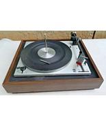 Vintage Perpetuum Ebner PE 2035 Turntable Phonograph Record Changer Player - $259.87