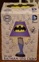 """BATMAN NECA DC Comics 20"""" inch Leg Desk Lamp Prop Replica Superhero New ... - $44.54"""