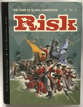 Risk The Game of Global Domination Bookshelf Game 2006 Hasbro Complete - $34.25