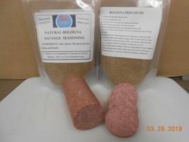 NATURAL BOLOGNA  seasoning  7.1 oz for 10 lb meat - $7.25