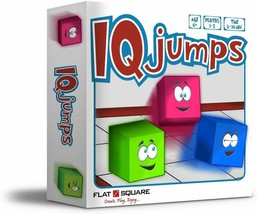 IQ Jumps by Flats square Ultimate Board Game to Improve IQ - $9.95