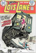 Superman's Girlfriend Lois Lane Comic Book #137, DC Comics 1974 NEAR MINT - $38.59